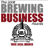 The 2008 Brewing Business Awards SIBA