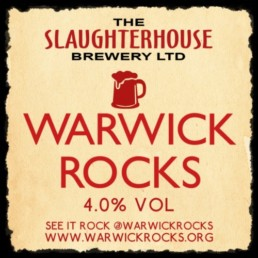 Warwick Rocks Slaughterhouse Brewery Warwick