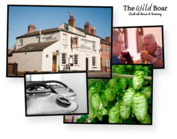 The Wild Boar Pub and Micro Brewery in Warwick