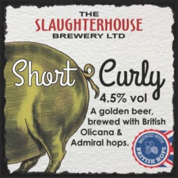 Short & Curly Beer Slaughterhouse Brewery