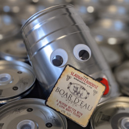 Boar D'eau Mini Keg